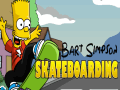 Bart Simpson: Skateboarding